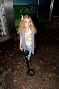 Children's Metal Detecting Equipment from Joan Allen Metal Detectors