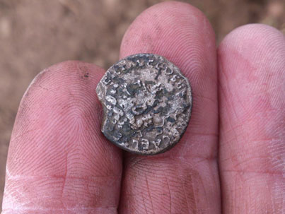 A Septimus Severus Silver Denarius