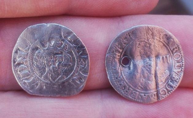 Edward II Canterbury penny