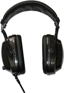 Metal Detecting Headphones