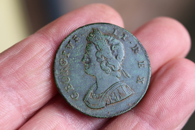 George II Coin