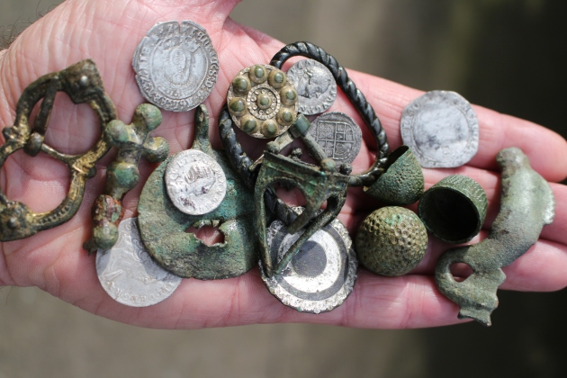 Collection of Finds
