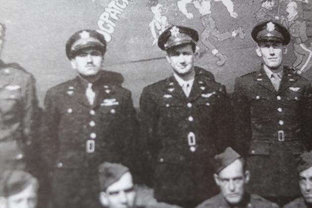 Snapshot of Ploesti Raid Crew